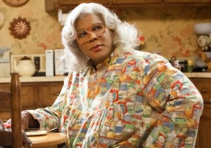Tyler Perry Shooting 'Boo! A Madea Halloween' Movie